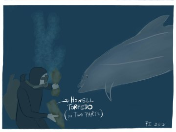 Dolphin-Torpedo